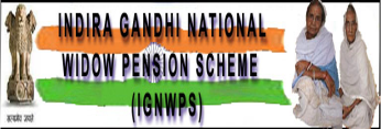 INDIRA GANDHI National Widow Pension Scheme